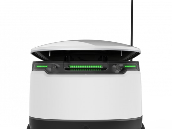 Robot tecnologici senza contatto alla riscossa