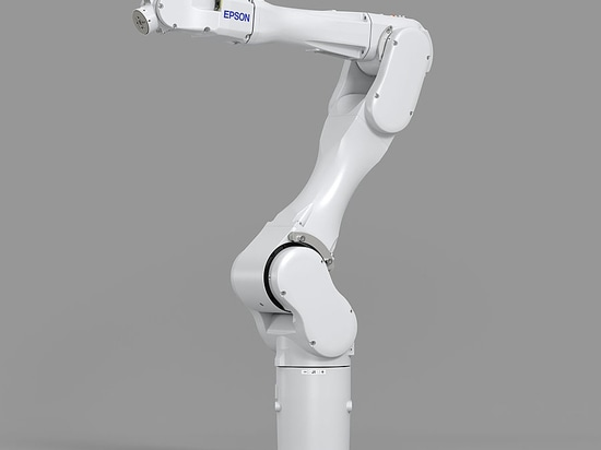Grande prestazione, piccola orma - il nuovo robot di asse di Epson C8XL 6