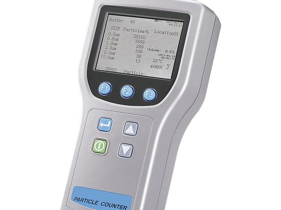 Introduzione del lettore portatile nuovo di contaminazione dell'aria del Omega HHPT-51
