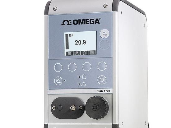Il nuovo analizzatore portatile dell'ossigeno del Omega Benchtop