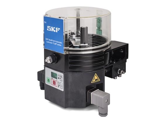 SKF offre il nuovo lubrificatore automatico multipunto