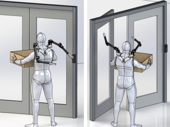 L'ACCOPPIAMENTO SUPPLEMENTARE DELLE ARMI ROBOT PREDICE COME GUIDARE L'UTILIZZATORE