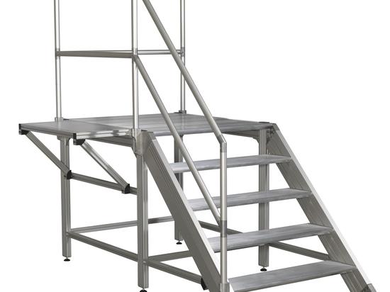 Inferriate, piattaforme di funzionamento o piedistalli… il sistema di bloccaggio interno con i connettori del tubo di RK