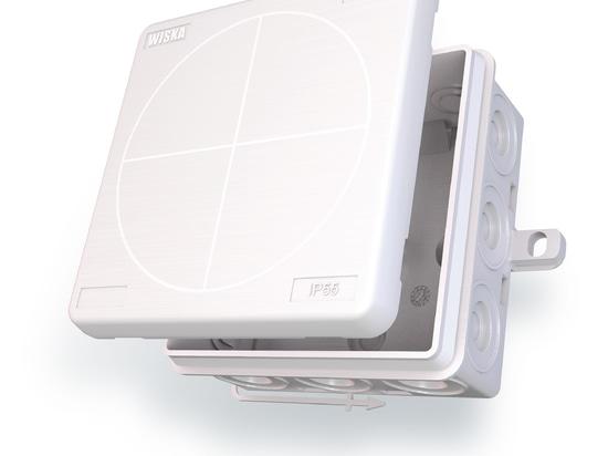 Fuori del pensiero della scatola: Le scatole di giunzione nuove da WISKA