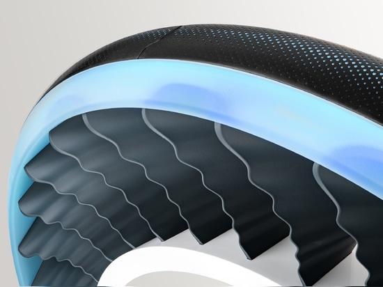 Il Goodyear AEREO – una gomma di concetto per le automobili autonome e volanti