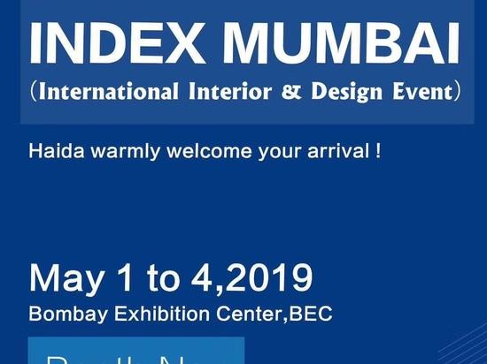 Indice mumbai International Interior&Design Event