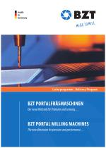 BZT portal milling machine