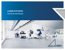Laser welding devices for repairs