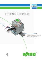 Interface Electronic12/13 GB
