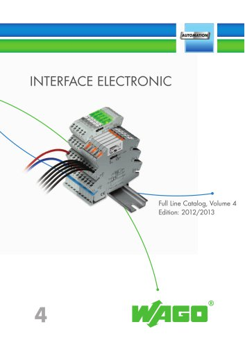 Interface Electronic12/13 GB