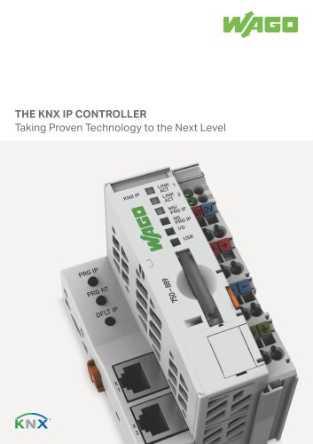 KNX IP 1.1 US