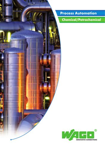 WAGO Products in Chemical and Petrochemical Plants