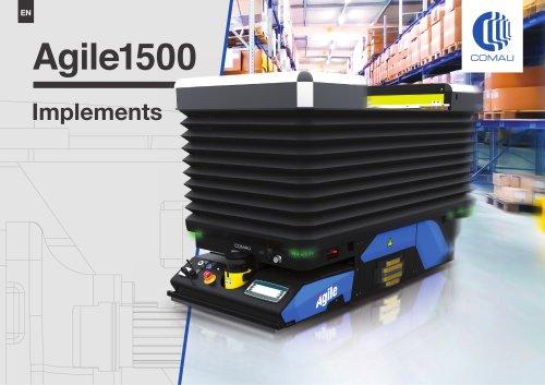 Comau Agile1500 Rel.1-Implements