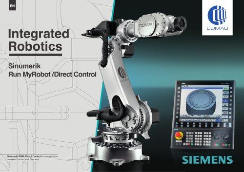 Integrated Robotics_Sinumerik DC