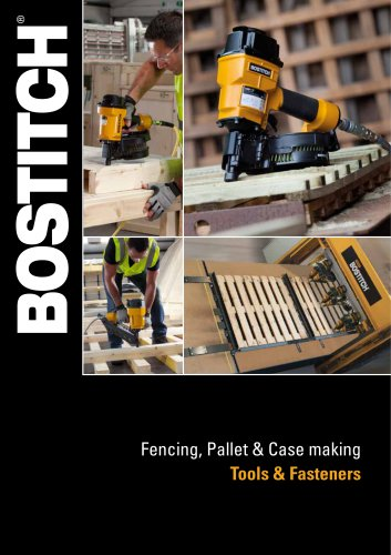 Fencing, Pallet & Case making Tools & Fasteners
