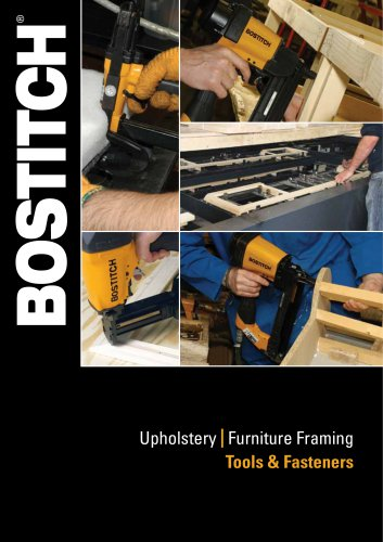 Upholstery | Furniture Framing Tools & Fasteners