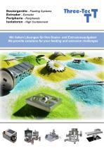 Brochure Three-Tec current