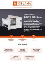 Superheated Water Sterilizers DLOS series and Air-Steam mixture DLOAV series