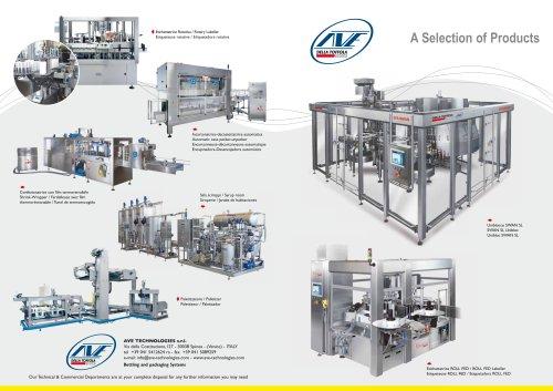 AVE Technologies - selezione prodotti