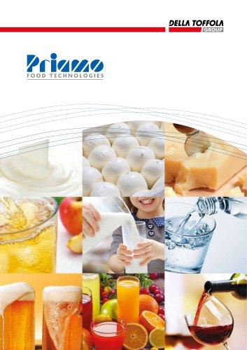 Dairy beverage Priamo