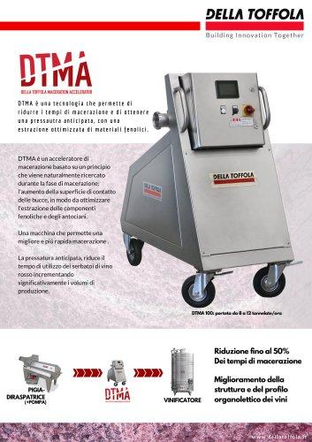 DTMA maceration accelerator