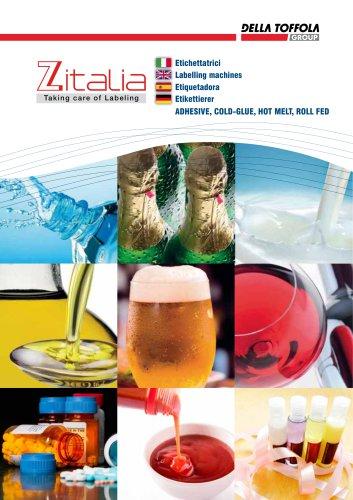 z-Italia - Labelling machines