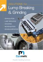 SOLUTIONS for Lump Breaking & Grinding