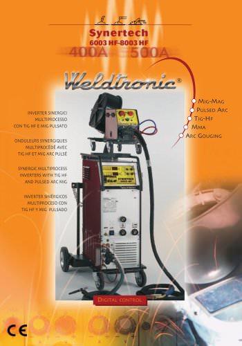 SYNERTECH 6003 - 8003 HF