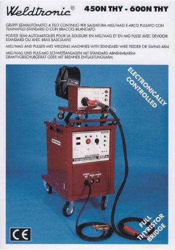 THYRICONTROL 450N - 600N