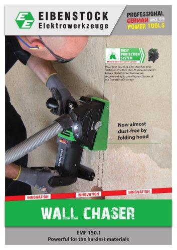 Wall chaser EMF 150.1