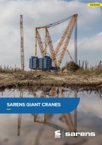 SARENS GIANT CRANES