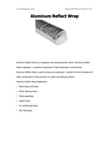 BSTFLEX Aluminum Reflect Wrap