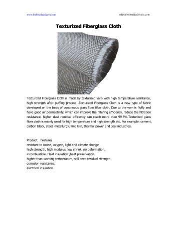 BSTFLEX Texturized Fiberglass Cloth