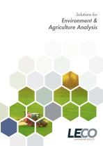 Instruments for Agriculture and Environmental