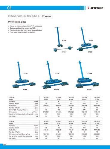 i-Lift/Hu-Lift Steerable Skate ET