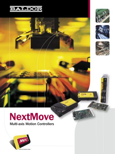 NextMove Multi-Axis Motion Controllers