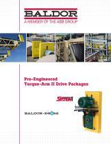 Pre-Engineered  Torque-Arm II Drive Packages
