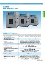 High Temperature oven   |   RHD Series