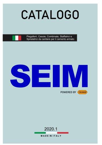 SEIM CATALOGO ITALIANO 2020