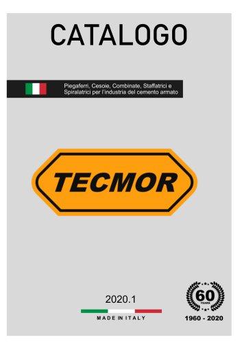 Tecmor Catalogo Italiano 2020