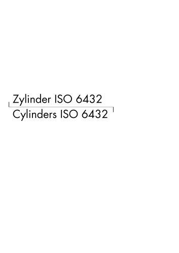 ISO 6432 cylinders