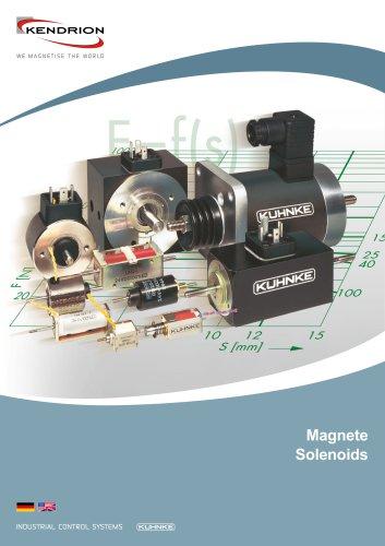 Magnete Solenoids