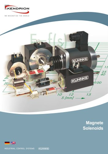Rotary Solenoid D 14