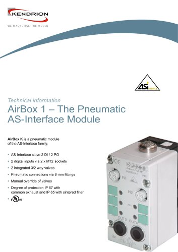 Technical Information AirBox 1