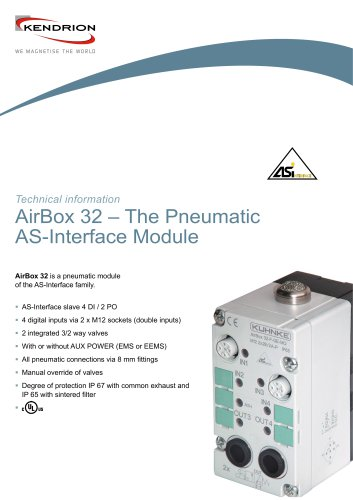 Technical Information AirBox 32