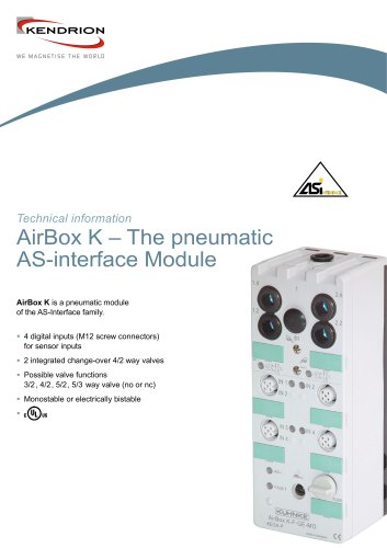 Technical Information AirBox K