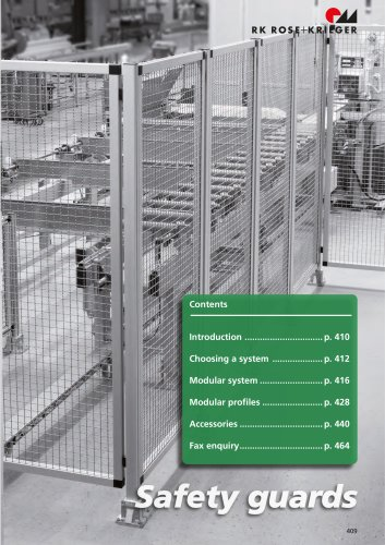 Catalogue Protection and partitioning system