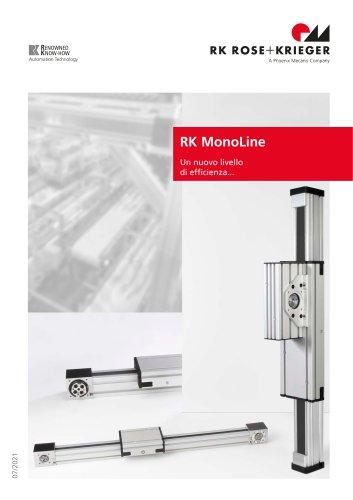 Unità lineari RK MonoLine