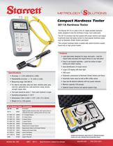 3811A COMPACT HARDNESS TESTER
