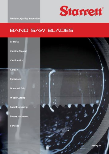 BAND SAW BLADES
